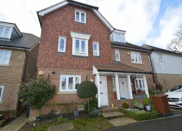 Thumbnail 4 bed semi-detached house to rent in Watson Way, Crowborough