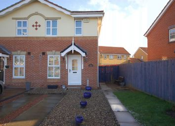 Thumbnail 2 bedroom terraced house to rent in Stagshaw, Killingworth, Newcastle Upon Tyne