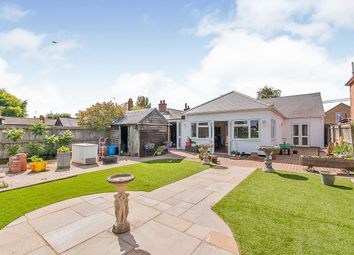 Thumbnail 2 bed detached bungalow for sale in Hallgate, Holbeach, Spalding