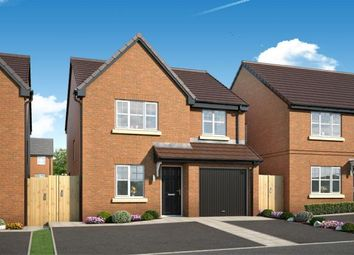"Thumbnail 4 bed property for sale in ""The Rowingham At The Woodlands "" at Newbury Road, Skelmersdale"