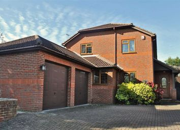 Thumbnail 4 bed detached house for sale in Wrotham Road, Istead Rise, Gravesend