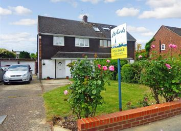 Thumbnail 4 bed semi-detached house for sale in The Avenue, Greenacres, Aylesford, Kent