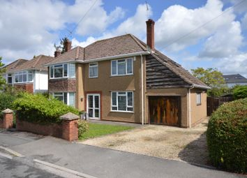 Thumbnail 4 bed detached house for sale in Claverton Road West, Saltford, Bristol