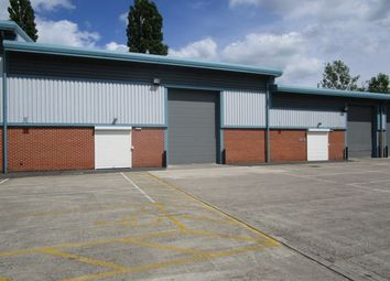 Thumbnail Light industrial to let in Units 4 & 5 Securiparc, Wimsey Way, Alfreton