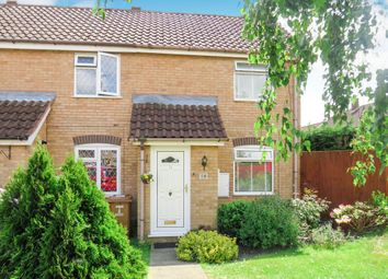 Thumbnail 1 bedroom end terrace house for sale in Burnley Close, Watford