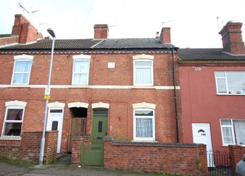 Thumbnail 2 bed terraced house for sale in Queens Road North, Eastwood, Nottingham