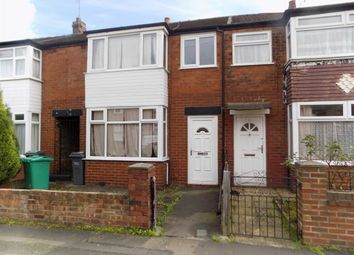 Thumbnail 3 bed terraced house for sale in Butman Street, Abbey Hey, Manchester