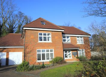 Thumbnail 2 bed flat for sale in Amberleigh House, 134 Carlton Road, Reigate, Surrey