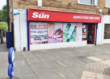 Thumbnail Retail premises for sale in Norwich Road, Leicester