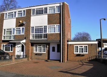 Thumbnail 5 bedroom semi-detached house to rent in Clive Court, Chalvey, Slough