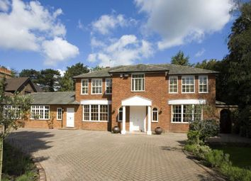 Thumbnail 5 bed detached house for sale in Coombe Hill Road, Kingston Upon Thames