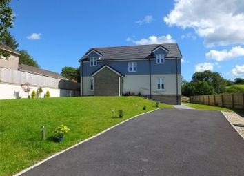 4 bed detached house for sale in Garden Meadows Park, Tenby, Pembrokeshire SA70