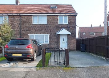 Thumbnail 4 bed semi-detached house for sale in Tyldesley, Manchester