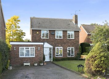 Thumbnail 4 bed detached house for sale in St. Andrews Walk, Cobham, Surrey