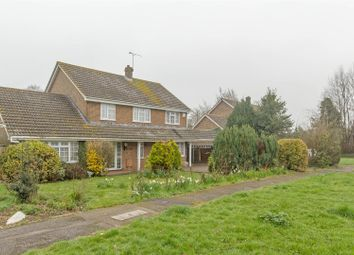 Thumbnail 4 bed detached house for sale in Woodcourt Close, Sittingbourne