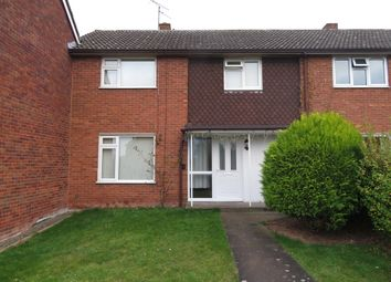 Thumbnail 3 bed terraced house to rent in Brampton Road, Hereford