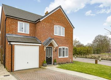 Thumbnail 4 bed detached house for sale in Bamburgh Drive, Buckshaw Village, Chorley