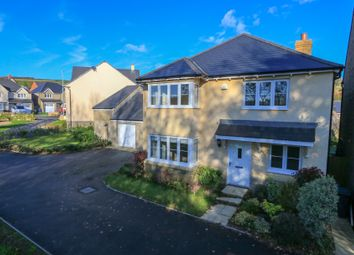 Thumbnail 4 bed detached house for sale in Larkin Close, Bovey Tracey, Newton Abbot