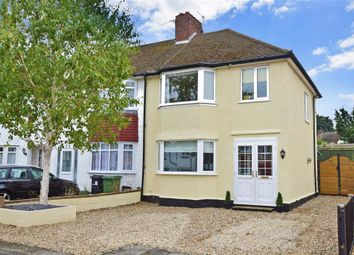 Thumbnail 3 bed terraced house for sale in Birch Tree Way, Maidstone, Kent