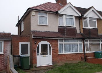 Thumbnail 1 bed semi-detached house to rent in Greenwood Drive, Garston