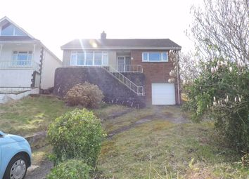 2 bed detached bungalow for sale in Pontamman Road, Ammanford SA18