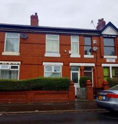 Thumbnail 2 bedroom terraced house for sale in Thornton Road, Manchester, Greater Manchester, Uk