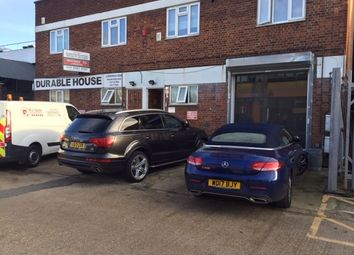 Thumbnail Industrial to let in 8 Greenock Road, London