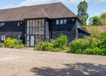 Cherry Trees, Manor Farm, Wanborough, Guildford GU3. 5 bed barn conversion