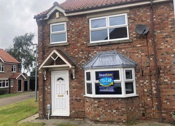 3 bed semi-detached house to rent in Pinfold Court, Staithes Lane, Preston HU12