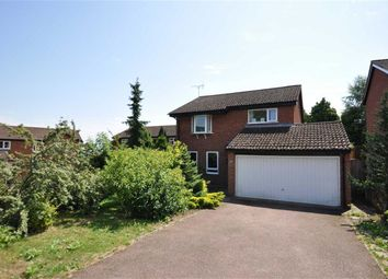 Thumbnail 4 bed detached house for sale in The Moorlands, Malvern