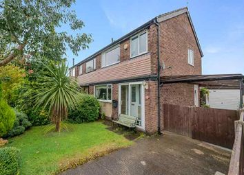 Thumbnail 3 bed semi-detached house for sale in Wolley Drive, New Farnley, Leeds
