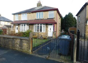 Thumbnail 3 bed semi-detached house for sale in Challis Grove, Bradford