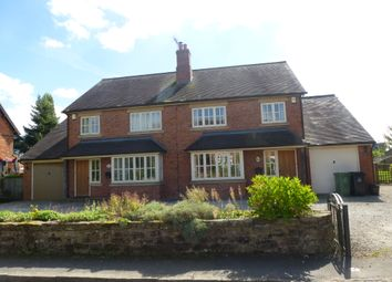 Thumbnail 3 bed semi-detached house to rent in Main Road, Norton In Hales, Market Drayton