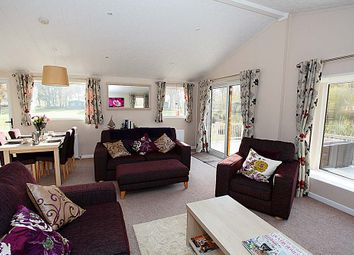 Thumbnail 2 bed mobile/park home for sale in Goose Lane, Sutton-On-The-Forest, York