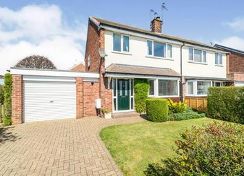 Thumbnail 3 bed semi-detached house for sale in Normanby Road, Northallerton