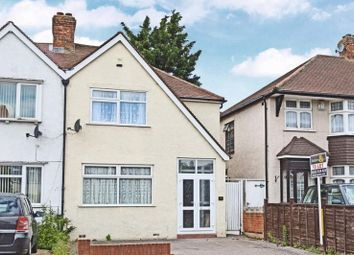 Thumbnail 3 bed semi-detached house for sale in Bedonwell Road, London