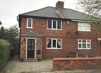 Thumbnail 3 bedroom semi-detached house for sale in Mond Road, Irlam, Manchester, Greater Manchester