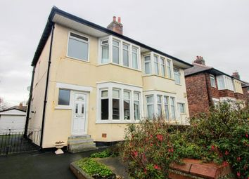Thumbnail 3 bed semi-detached house for sale in Davenport Avenue, Bispham, Blackpool
