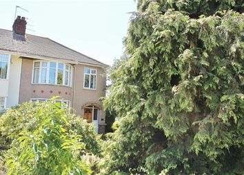 Thumbnail 3 bed semi-detached house for sale in West Heath Road, Abbey Wood, London