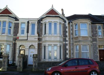 Thumbnail 1 bed flat to rent in Clifton Road, Weston Super Mare