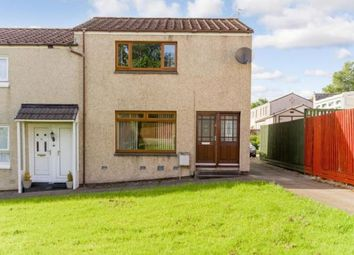 Thumbnail 2 bedroom end terrace house for sale in Rannoch Drive, Cumbernauld, Glasgow, North Lanarkshire