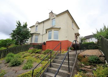 Thumbnail 2 bed semi-detached house for sale in 51 Arrowsmith Avenue, Knightswood Glasgow