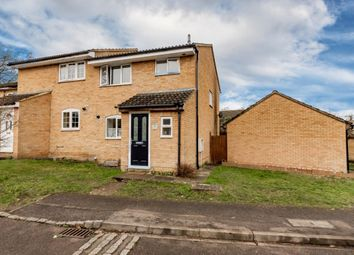 Thumbnail 3 bed semi-detached house for sale in College Town, Sandhurst