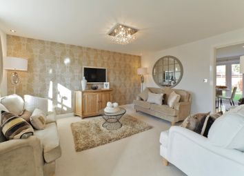 "Thumbnail 2 bed semi-detached house for sale in ""The Oak"" at Winchester Road, Fair Oak, Eastleigh"