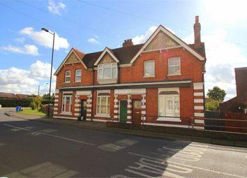 Thumbnail 2 bedroom end terrace house to rent in Albert Road, Old Windsor, Berkshire