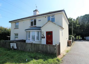 Thumbnail 3 bedroom semi-detached house for sale in Dittons Road, Stone Cross