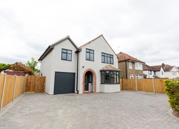 Thumbnail 4 bed detached house for sale in Rushmere Road, Ipswich