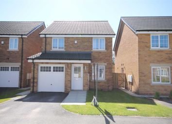 Thumbnail 3 bed detached house for sale in Surtees Drive, Willington, Crook