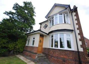 Thumbnail 3 bed detached house for sale in Church Gate, Shepshed, Loughborough