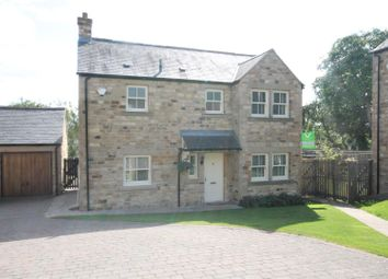 Thumbnail 3 bed detached house for sale in The Paddock, Witton Le Wear, Bishop Auckland